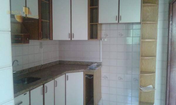 Apartamento com 2 dormitórios à venda, 60 m² por R$ 139 - Jardim Alvorada - Cuiabá/MT