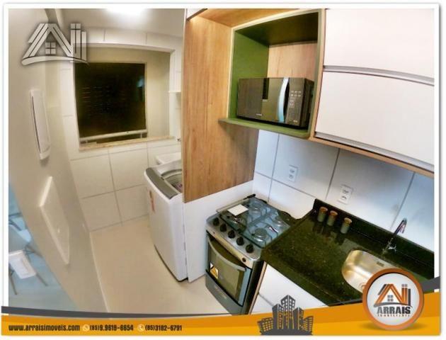 Apartamento com 2 Quartos mais Suite Master à venda no Bairro Benfica - AQUARELA CONDOMÍNI - Foto 14