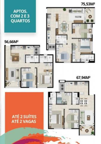 Apartamento no Benfica, Aquarela condomínio club - Foto 16