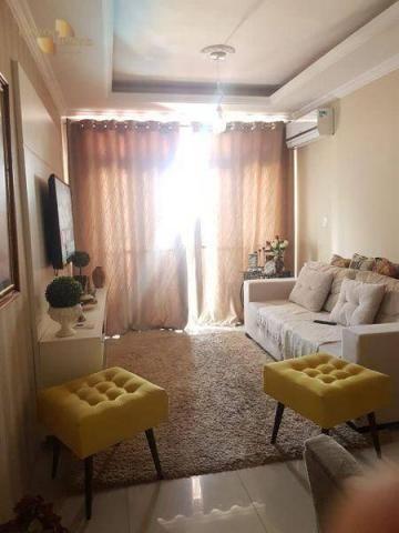 Apartamento com 2 dormitórios à venda, 68 m² por R$ 250. - Verdão - Cuiabá/MT