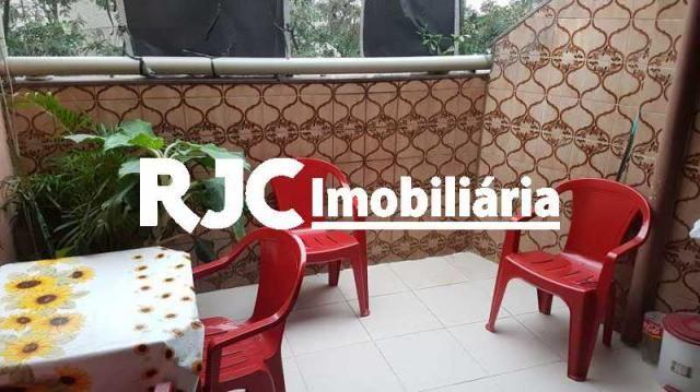 Apartamento à venda com 2 dormitórios em Tijuca, Rio de janeiro cod:MBAP24856 - Foto 19