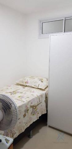 Apartamento Solarium, com 3 dormitórios à venda, 87 m² por R$ 450.000 - Porto das Dunas -  - Foto 20