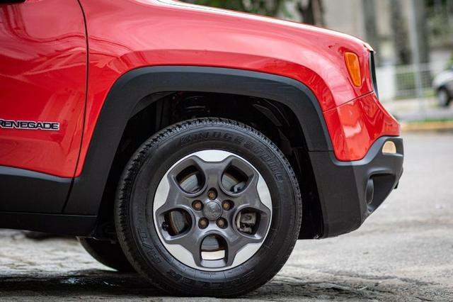 Jeep Renegade Sport 4x4 Diesel 2016 - Foto 13