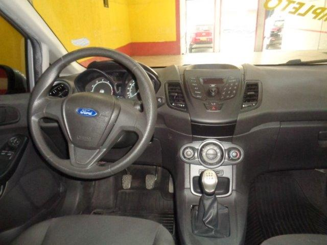Ford Fiesta 1.5 s hatch 16v flex 4p manual - Foto 14