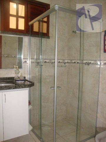 Casa residencial à venda, Edson Queiroz, Fortaleza - CA2542. - Foto 12