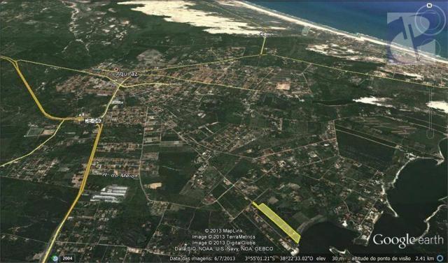 Chácara residencial à venda, Piau, Aquiraz - CH0010. - Foto 4