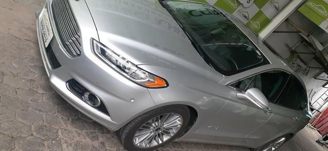 Fusion Hybrid AWD 2014 novo