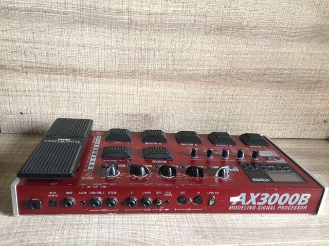 Pedaleira Korg Ax3000B (Bass) - Foto 3