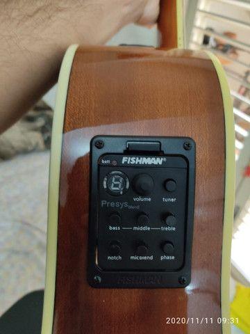 Violão Epiphone Pro 1 Ultra + Case de R$ 500,00 - Foto 6