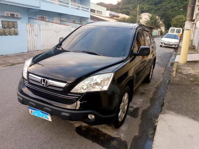 Vendo Honda CRV EXL 2009 4wd - Foto 7