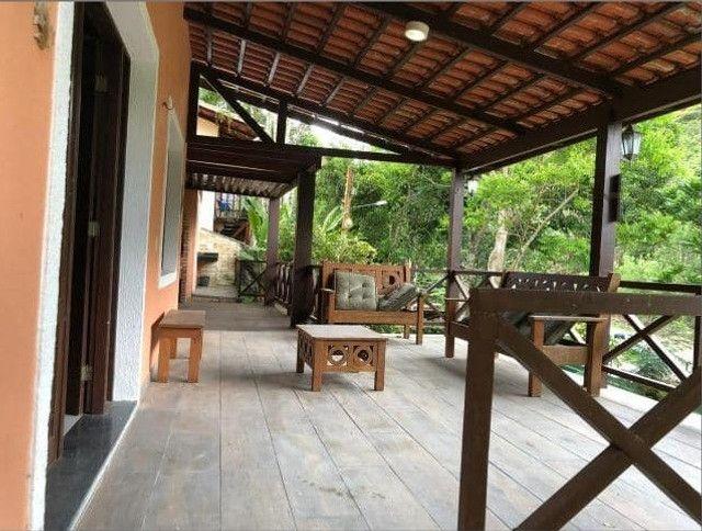 Casa em Guaramiranga para vender, 6 quartos, 6 vagas de garagem mobiliada - Foto 12