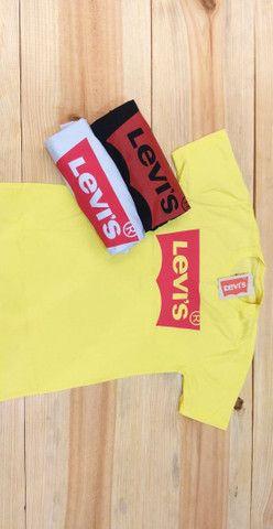 Camisas do P ao GG  - Foto 6
