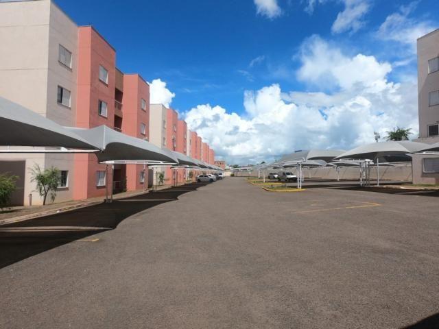 Apartamento para alugar com 2 dormitórios em Jardim aeroporto, Apucarana cod:00826.001