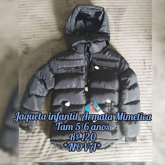 Jaqueta infantil Importada