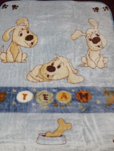 Cobertores Infantis - Foto 3