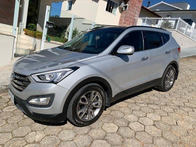 Hyundai Grand Santa Fe - Foto 8