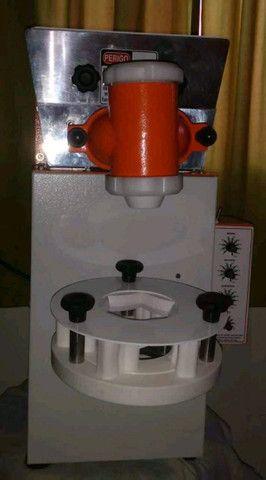 Máquina De salgada nova 1 ano de uso - Foto 2