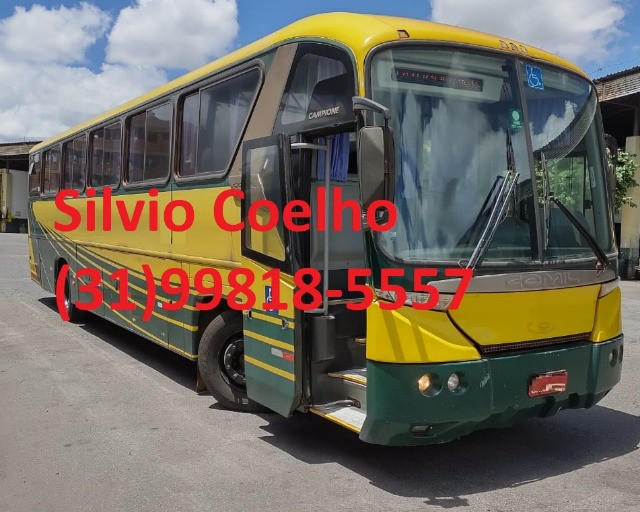 Ônibus Comil Campione 2005 Top - Silvio Coelho - Foto 2
