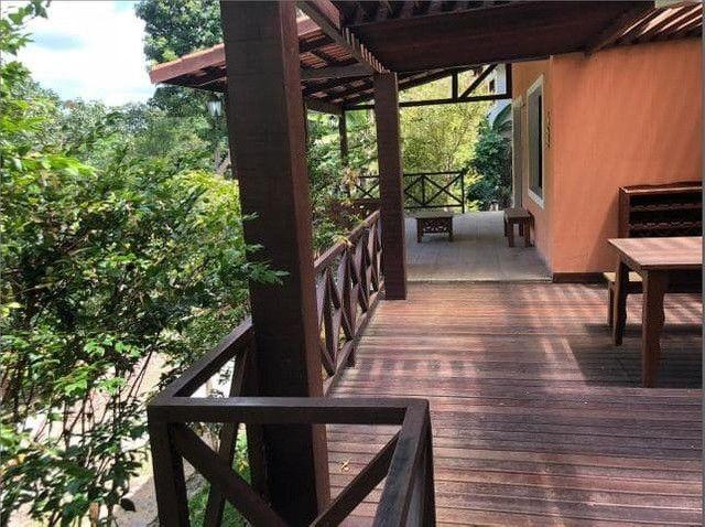 Casa em Guaramiranga para vender, 6 quartos, 6 vagas de garagem mobiliada - Foto 8