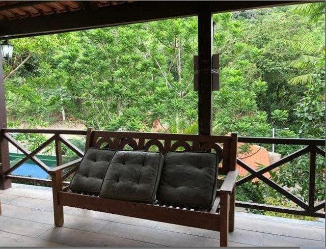 Casa em Guaramiranga para vender, 6 quartos, 6 vagas de garagem mobiliada - Foto 17