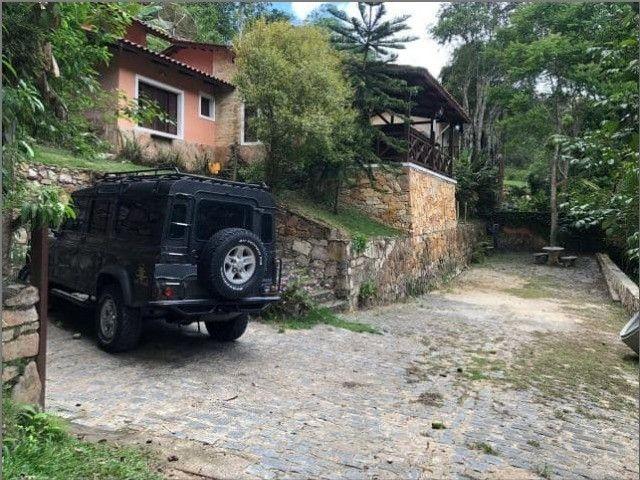 Casa em Guaramiranga para vender, 6 quartos, 6 vagas de garagem mobiliada