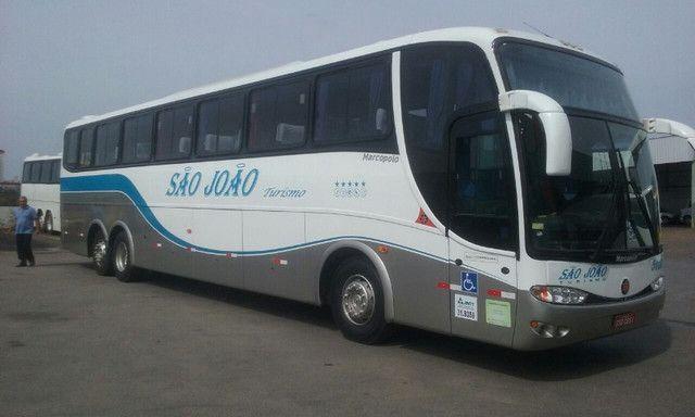 Onibus Scania 124/360