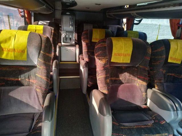 Ônibus 1800 DD G7 Volvo Parcelado   - Foto 11