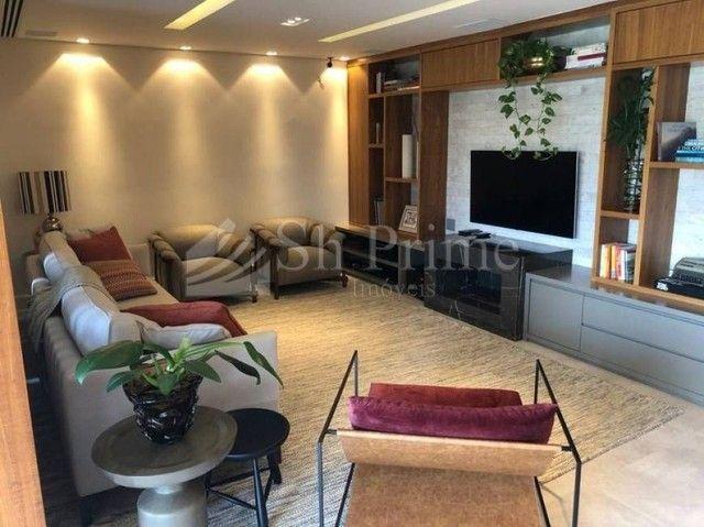 Apartamento para alugar no condomínio Splendor Ibirapuera, 222 m² por R$ 20.000/mês - Vila - Foto 3
