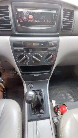 Toyota Fielder Top Xei couro+Gnv Aceito Troca Aceito Oferta - Foto 11