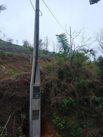 Venda de poste padrão, serviço de munck e elétrica em geral