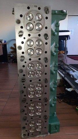Cabeçote do motor volvo fh d13  - Foto 2