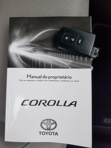 TOYOTA COROLLA COROLLA XEI 1.8/1.8 FLEX 16V AUT. - Foto 11