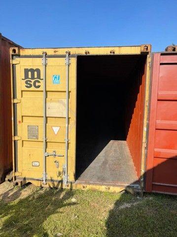 Container marítimo - ótimo padrão - pgto só na entrega - Foto 3