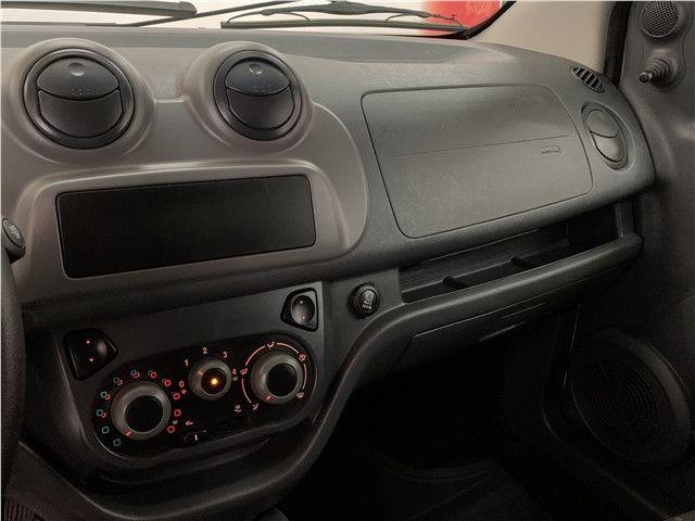 Fiat Fiorino 1.4 mpi furgão hard working 8v flex 2p manual - Foto 12