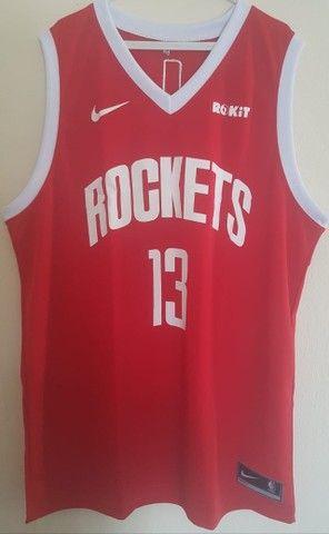 Camisas dos Rockets - Foto 4