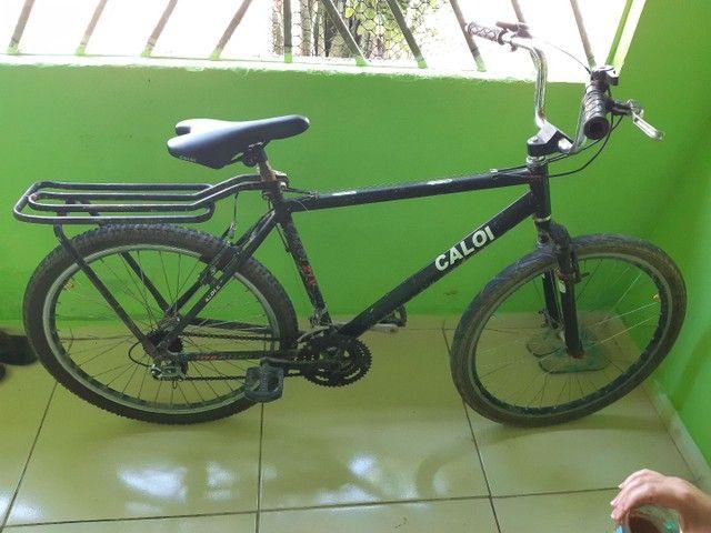 Bike Aro 26 aluminio - Foto 4