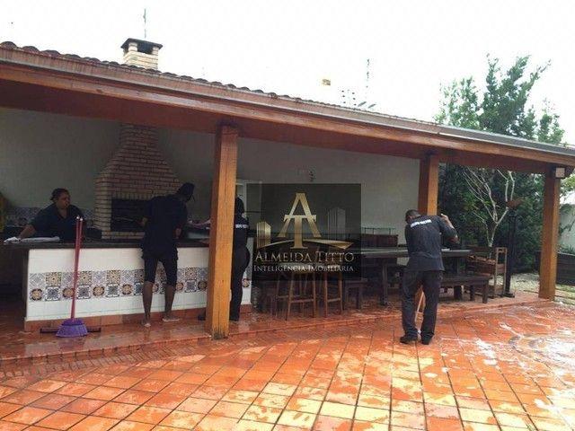 Casa com 4 dormitórios para alugar, 430 m² por R$ 13.500,00/mês - Alphaville 01 - Barueri/ - Foto 9