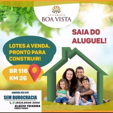 Loteamento as margens da BR-116, 10 minutos de Fortaleza! - Foto 20