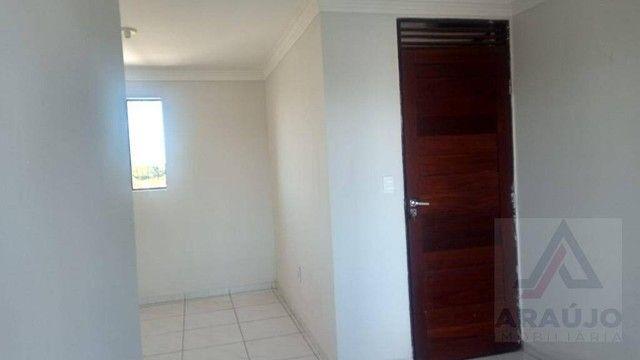 Apartamento, 50 m² - venda por R$ 140.000,00 ou aluguel por R$ 620,00/mês - Cuiá - João Pe - Foto 9