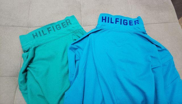03 camisas Polo Tommy Hilfiger XXL - Foto 4