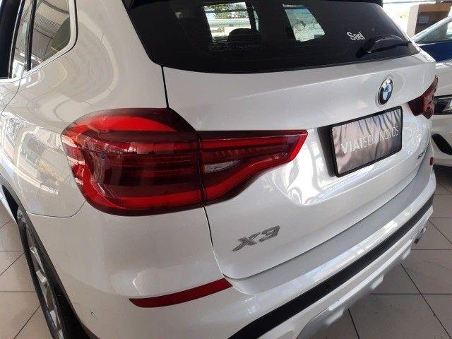 BMW X3 Xdrive20i 2.0 Biturbo - 2020 - Impecável C/ Apenas 9.000km - Foto 9