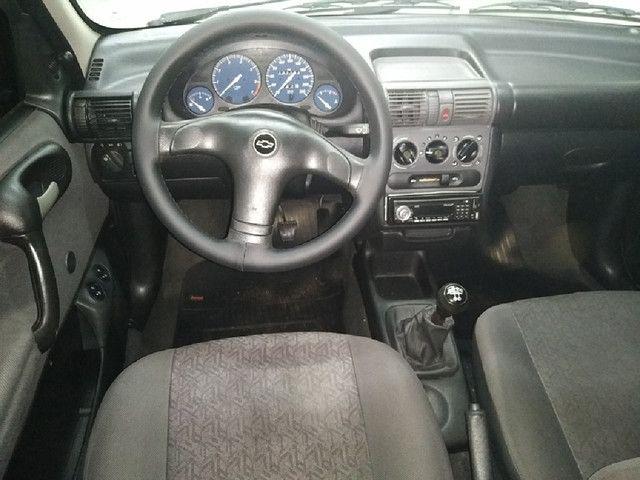 Chevrolet Classic 1.0 MPFI LIFE 8V ALCOOL 4P MANUAL - Foto 3