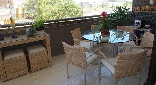 Apartamento com 4 dormitórios à venda, 247 m² por R$ 1.100.000,00 - Guararapes - Fortaleza - Foto 13