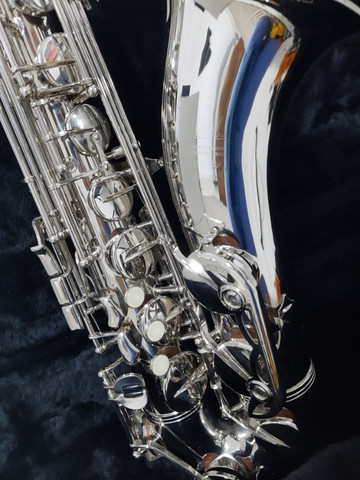 Sax tenor Weril (nunca usado) - Foto 5