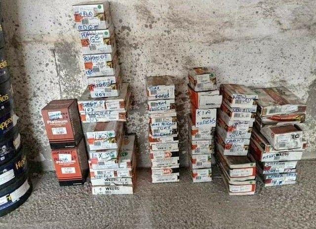 Amortecedores, pastilhas,  discos , cabos - Foto 3