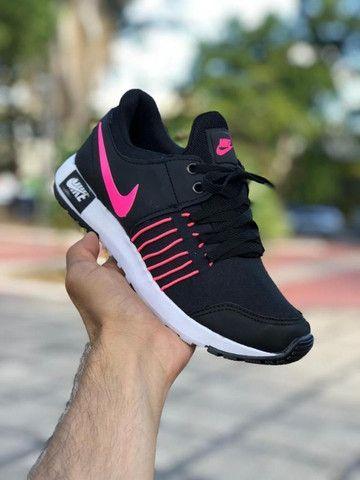 Nike Cordinha Primeira Linha na caixinha Atacado Promoção - Foto 5