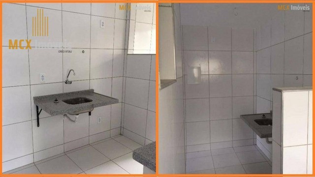 Apartamento residencial à venda, Maraponga, Fortaleza. - Foto 13
