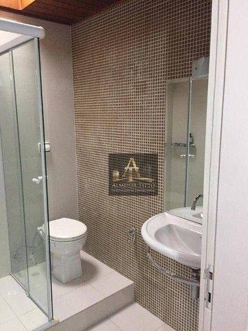 Casa com 4 dormitórios para alugar, 430 m² por R$ 13.500,00/mês - Alphaville 01 - Barueri/ - Foto 17