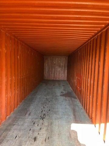 Container marítimo - ótimo padrão - pgto só na entrega - Foto 4