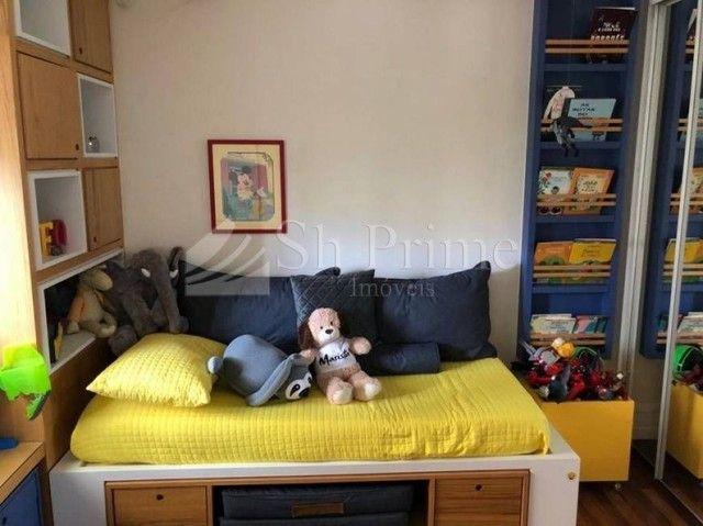 Apartamento para alugar no condomínio Splendor Ibirapuera, 222 m² por R$ 20.000/mês - Vila - Foto 19